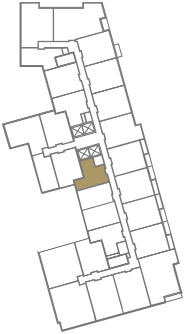 Keyplans of unit 1311
