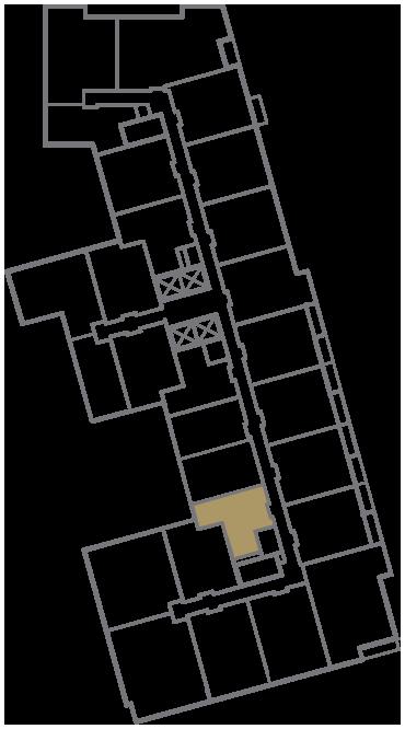 Keyplans of unit 0705
