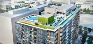 Live life in full at your new DC apartment home at Insignia on M equiped with a rooftop pool and on-site fitness center