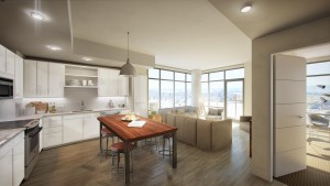 Insignia on M offers luxury apartments in Navy Yard DC