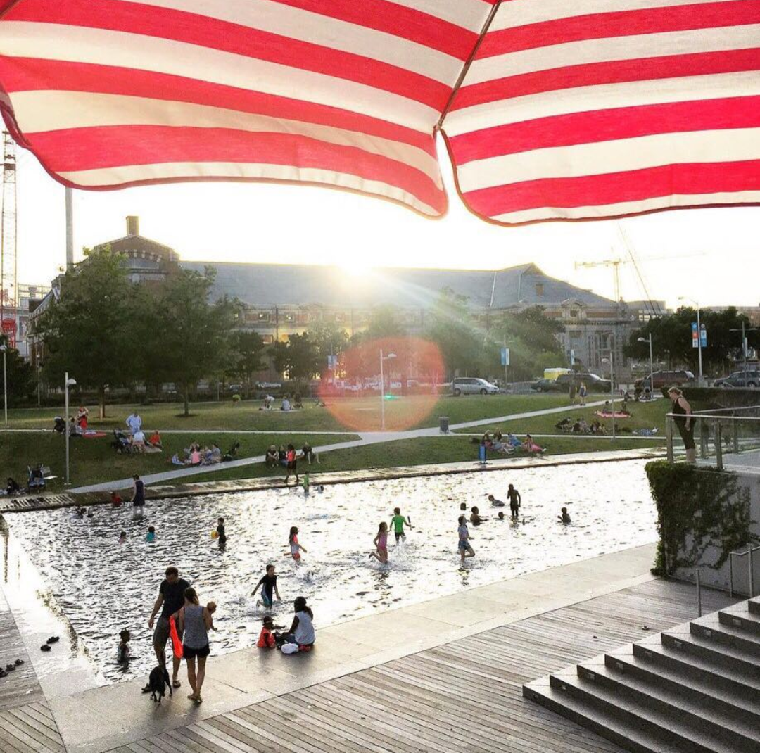 Summer Events in the Navy Yard We're Excited About