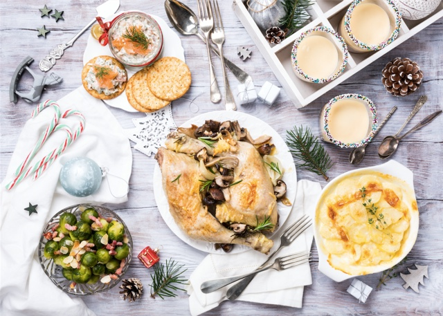 Cook Up These Holiday Dinners in Your Kitchen at Insignia on M