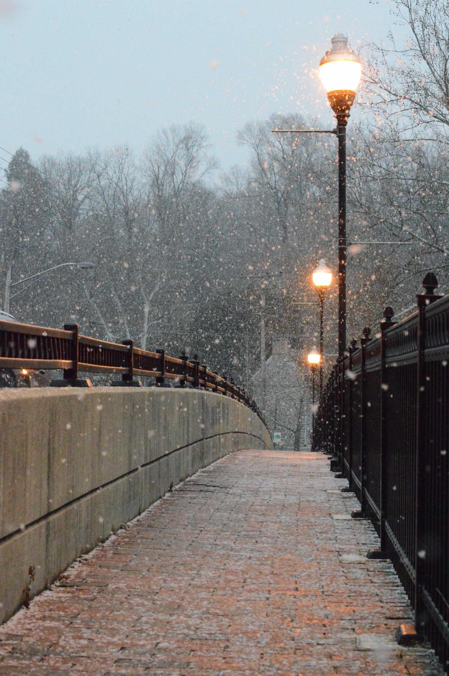 A DC Navy Yard Winter
