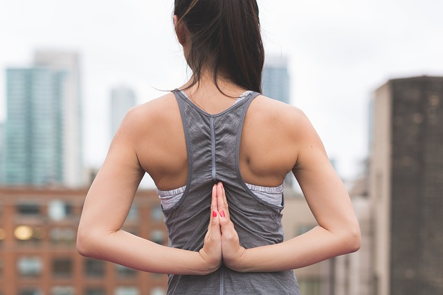 Start Your Week With Monday Evening Yoga at Up Top Acres