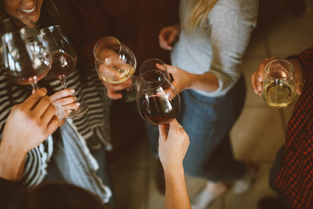 Toast to Valentine's Day at All-Purpose's Special Wine Tasting Event on Feb. 13