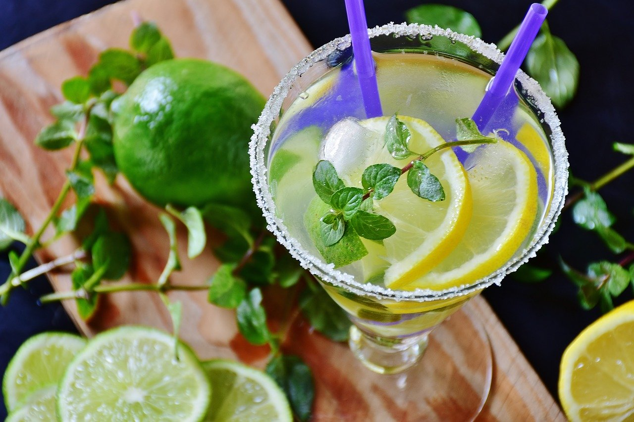 Spring Mocktails to Sip and Serve Right Now