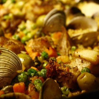 Enjoy the Flavors of Spain Near Insignia on M at Taberna del Alabardero