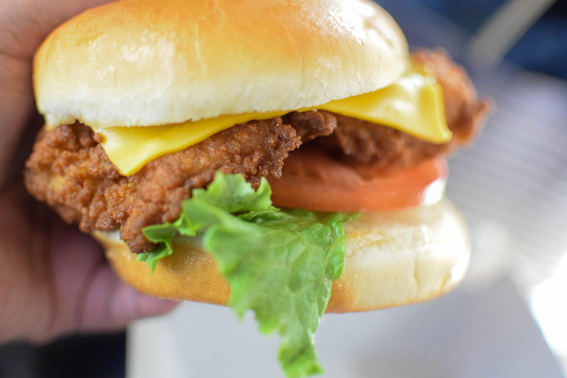 Bite Into a Vegetarian Burger at Bubbie's Plant Burgers & Fizz